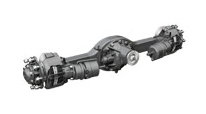 G140 Single Reduction Single Drive Axle