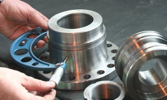 HERS Hydraulic Cylinder Machining