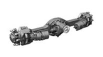 S130 Single Drive Axle