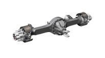S140 Single Drive Axle